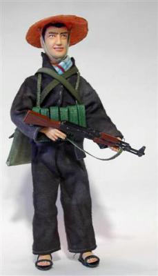 Soldado Vietnamita-Vietcong-