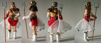 Retiarius-Gladiador Romano-