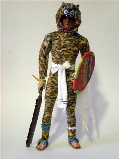 Guerrero Jaguar Azteca