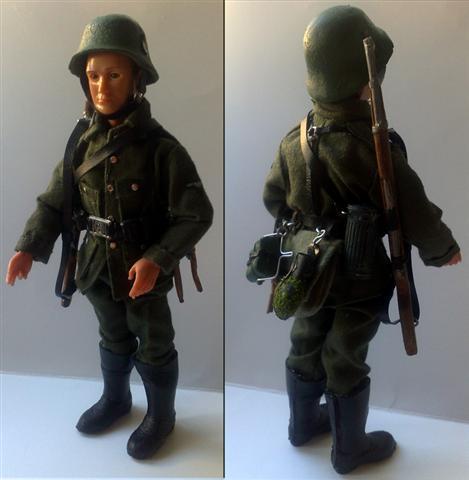 Soldado Aleman 1941