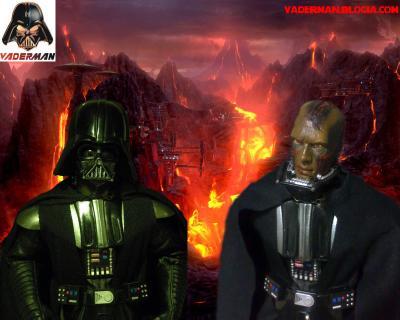 Anakin - Darth Vader (Episodio III)